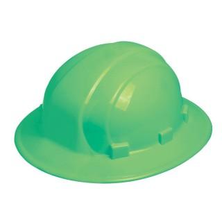 Omega II® Full Brim Safety Helmets Glow in the Dark