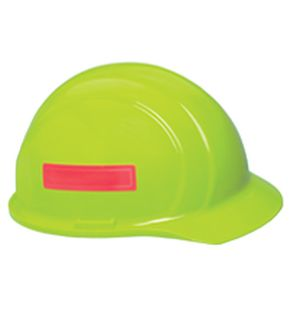 Reflective Strip Fluorescent Lime-
