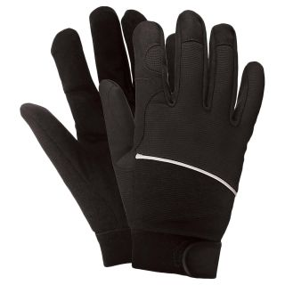 21201 M100 Mechanics Gloves Black-
