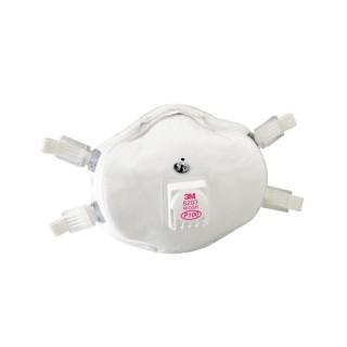 3M 8293Q P100 Respirator