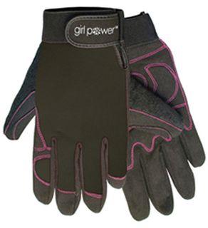 28864 Mechanics Gloves Girl Power at Work fitted for women-