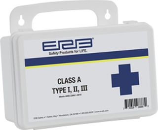 ANSI 2015 Class A Plastic First Aid Kit-ERB Safety