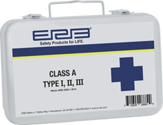 28889 ANSI 2015 First Aid Kit Metal-