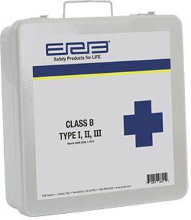 ANSI 2015 Class B Metal First Aid Kit-ERB Safety