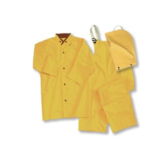 4035 Rainsuit, 3PC, .35mm Yellow