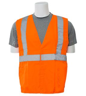 61014 S388 Class 2 Oxford Hi Viz Orange 3X-