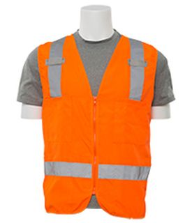 61211 S414 Class 2 Surveyor's Hi Viz Orange 2X-