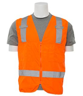 61213 S414 Class 2 Surveyor's Hi Viz Orange 4X-