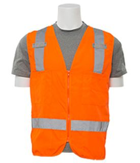 61214 S414 Class 2 Surveyor's Hi Viz Orange 5X-