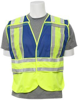 Public Service Vest Break-away-ERB Safety