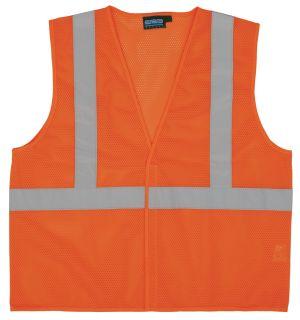 61433 S362 Class 2 Economy Hi Viz Orange MD-
