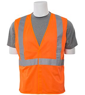 61434 S362 Class 2 Economy Hi Viz Orange LG-