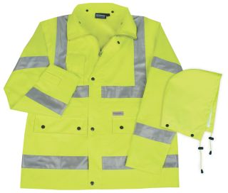 High Visibility Apparel - Rainwear