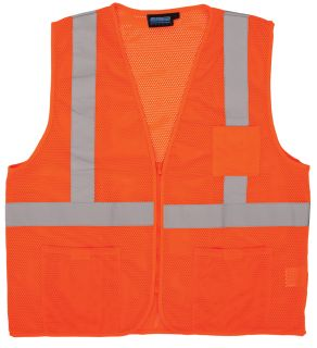 61658 S363P Class 2 Economy Hi Viz Orange MD-