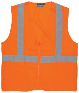 61719 S388Z Class 2 Oxford Hi Viz Orange MD-