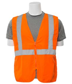 61720 S388Z Class 2 Oxford Hi Viz Orange LG-