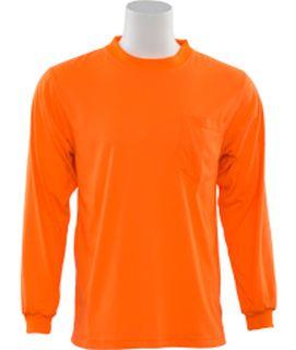 61793 9602 Non ANSI T Shirt Hi Viz Orange 2X-