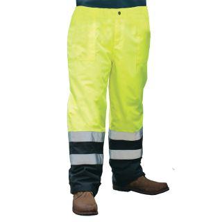 63131 S850PT Class E Line Pants Lime 2X-