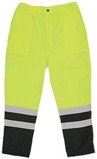 63133 S850PT Class E Line Pants Lime 4X-