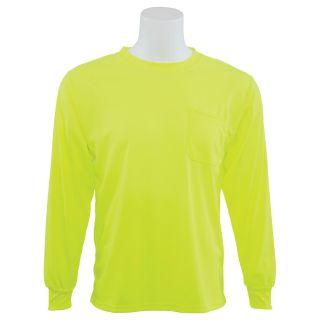64026 9007 Non ANSI T Shirt Hi Viz Lime MD-