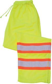 65025 S210 Class E Pants Hi Viz Lime LG-