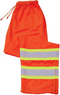 65037 S210 Class E Pants Hi Viz Orange 4X-ERB Safety