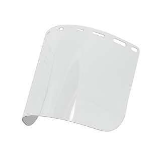Clear PC Shield .040 20/CS