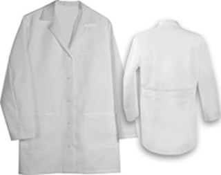 L1 Female Lab Coat