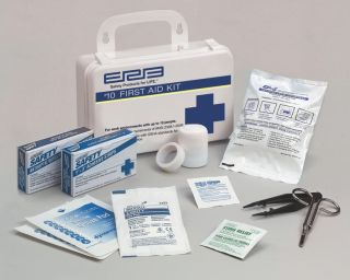 10 ANSI - 10 Person First Aid Kit