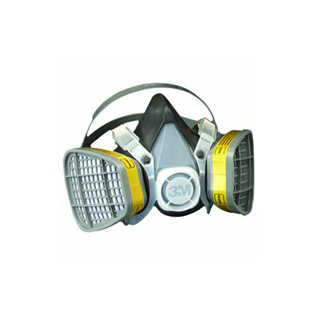 Half Mask With OV/Acid Gas