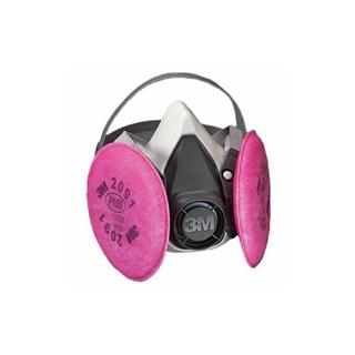 Half Mask P100 Filters Respirators