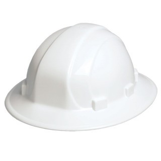 Omega II® Mega Ratchet® Full Brim Safety Helmets