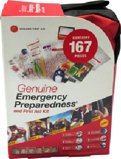 Preparedness & First Aid Kit(Non Ansi)