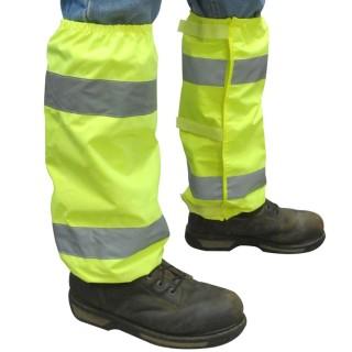 Leg Gaiters Woven Oxford W/PU Coating
