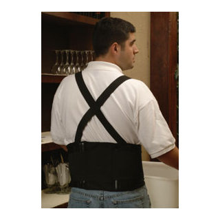 Samson Back Support (with Suspenders)