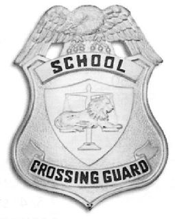 105 Shield Badges, Nickel, Breast Or Cap