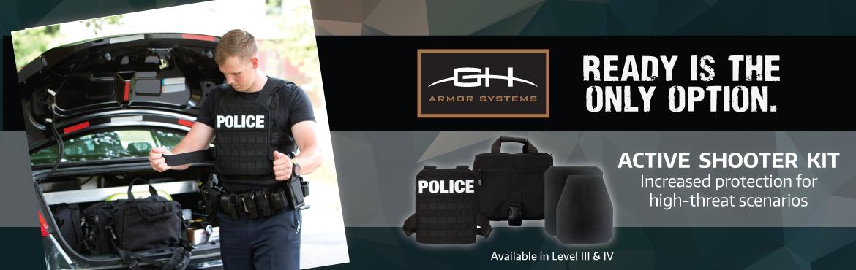 GH Armour Systems