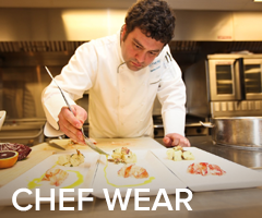 Chef Designs Uniforms