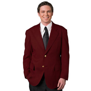 Mens Single Breasted Ultralux Blazer