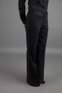 Ladies Low Rise Junior Stretch Perfect Fit Pant-Elite School Uniforms