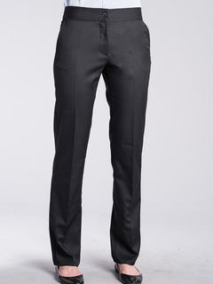 Easywear Tailored Front Fashion Pant-Easywear Polywool
