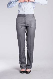 Easywear tailored front fashion pant
