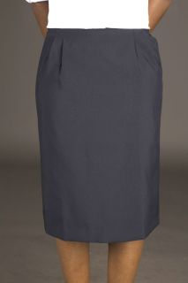Ladies Hip Pleated Ultralux Skirt