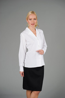 Ladies Convertible Blouse-The Better Blouses Collection