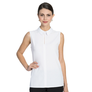 "Womens The ""Sydney"" Sleeveless Blouse"