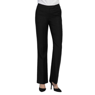 Ladies Premium Tropical Pants-Optiweave Polywool Stretch