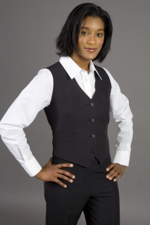 Ladies Gourmet Lined Vest