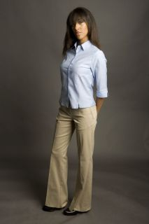 Junior School Pants-Classic Khakis