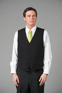Mens Gourmet Lined Vest-Gourment Collection