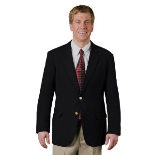 C1000 -2 Button Economy Blazer-UltraLux Polyester Collection
